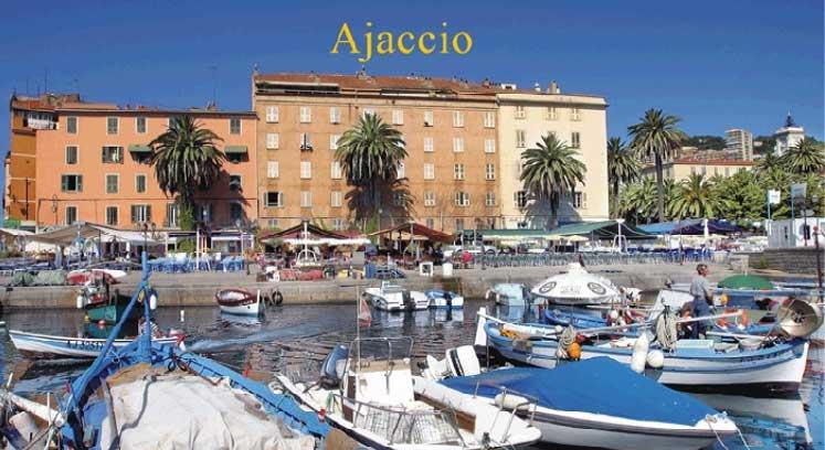 ajaccio ville vacances arts guides voyages. Black Bedroom Furniture Sets. Home Design Ideas