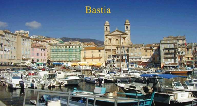 ville de bastia - Image