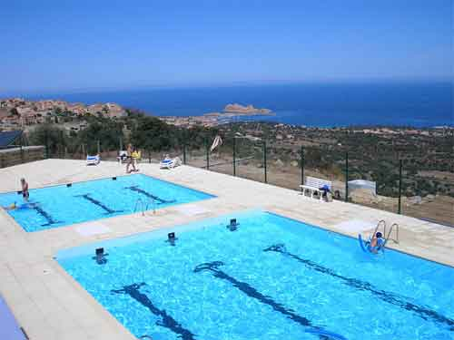 Le complexe sportif monticello saint fran ois en balagne for Centre sportif cote des neiges piscine